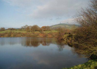Bosley Reservoir