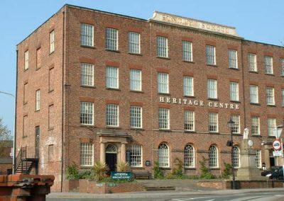 Macclesfield Heritage Centre